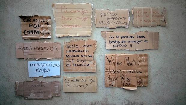 Homeless Fonts, una iniciativa solidaria para ayudar a las personas sin hogar mediante el diseño