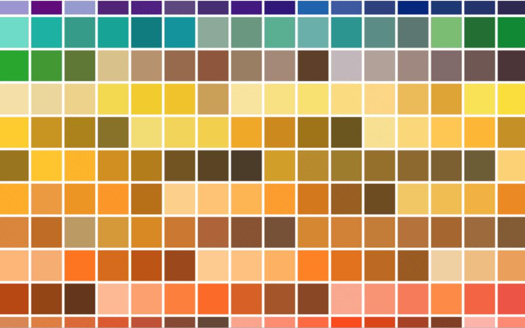 Color Finder, la herramienta gratuita de Pantone