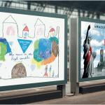 Los niños crean una campaña para Amazon Prime Video