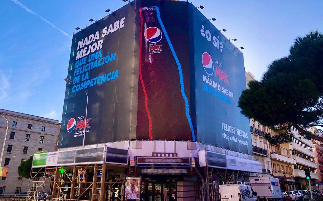 Pepsi contraataca
