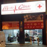 Nueva rotulación Moto Clinic