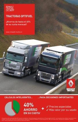 Nueva campaña de Renault Trucks