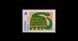 sello dinosaurio
