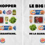 Burger King comparte la receta de sus hamburguesas para la cuarentena