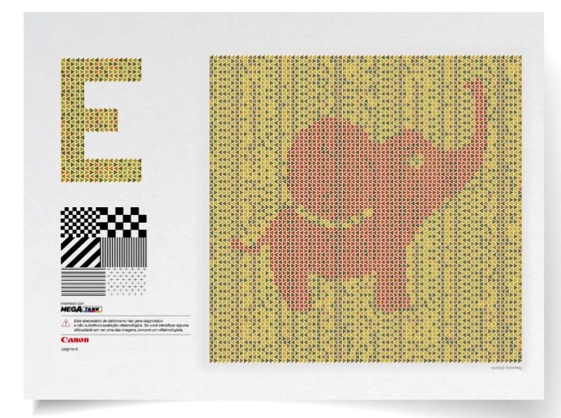 """""""ABC para daltónicos"""", una iniciativa de Canon"""