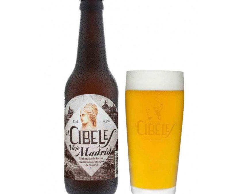 La Cibeles homenajea a los sanitarios con su primera cerveza sin alcohol
