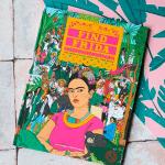 ¿Dónde está Frida?: un libro ilustrado para buscar a Frida Kahlo