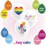Elige tu globo y promociona tu empresa, de una manera original, divertida y económica