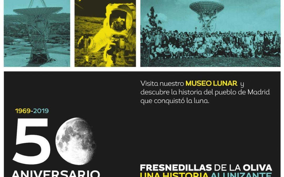 Fresnedillas de la Oliva, el pueblo madrileño que conquistó la luna hace 50 años