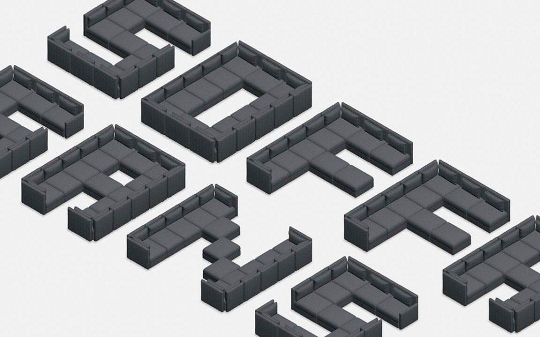 Ikea lanza de Sofia Sans