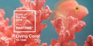 living coral pantone
