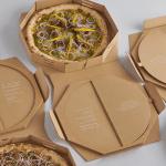 «Pizza de la paz» una iniciativa que combina ingredientes de países en conflicto