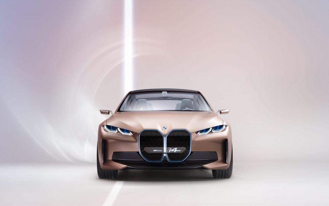 El nuevo logo de BMW inaugura una nueva era en lo que a la movilidad se refiere